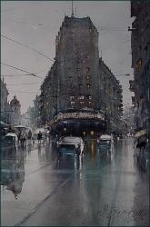 dusan-djukaric-palace-albania-watercolor-38x57-cm