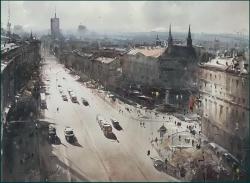 dusan-djukaric-pogled-sa-palate-albanije-akvarel-54x74-cm