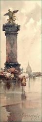 dusan-djukaric-rain-paris-watercolor-19x55-cm-gallery