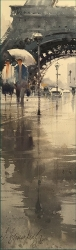 dusan-djukaric-reflectionwatercolor-17x55