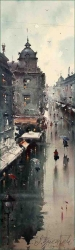 dusan-djukaric-view-on-russian-tsar-watecolor-17x55-cm