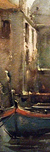 Dusan Djukaric, Akvarel, Venecija