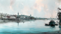 dusan-djukaric-belgrade-frm-the-river-119x67-cm-gallaery