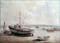 dusan-djukaric-boats-watercolor-54x74-cm