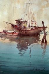 dusan-djukaric-old-star-watercolor