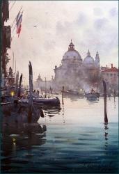 dusan-djukaric-santa-m-salute-watercolor-36-5x55-cm-gallery