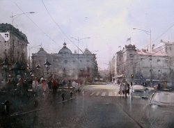 dusan-djukaric-square-watercolor-54x74-cm