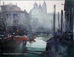 dusan-djukaric-watercolor-43x36-cm