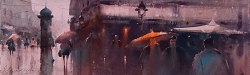 dusan-djukaric-watercolor-knez-18x56-cm