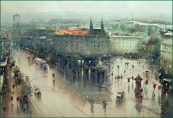 dusan-djukaric-watercolor-view-from-her-window-75-x55-cm-gallery