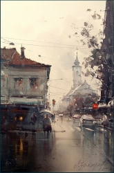 dusan-djukaric-zemun-watercolor-36x55-cm-gallery