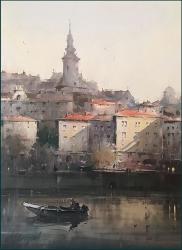 dusan-djukaricthe-stories-from-savamala-watercolor-54x74-cm