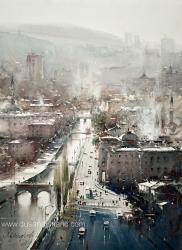 stories-from-sarajevo-watercolor-74x54-cm