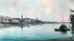 dusan-djukaric-belgrade-frm-the-river-119x67-cm-gallaery