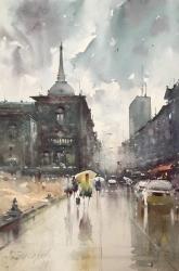 dusan-djukaric-the-scent-of-rain-watercolor-36x55-cm