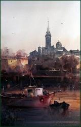 dusan-djukaric-watercolor-34x53-cm