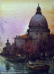 dusan-djukaric-watercolor-venice-28x38-cm